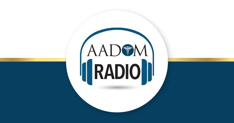 Episode 68-AADOM Radio-Managing Overhead in a Dental Office – Post Covid w/Allen Schiff, CPA, FCE