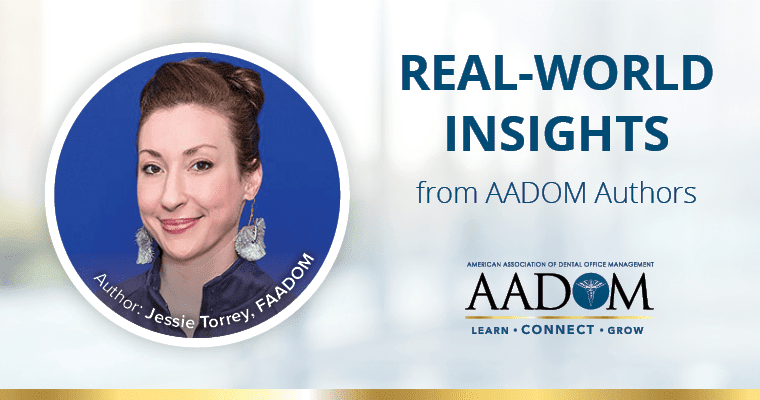 5 Reasons Dentists Send Their Managers to the AADOM Conference