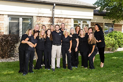 Meet the Team of Northern Iowa Dental Center!