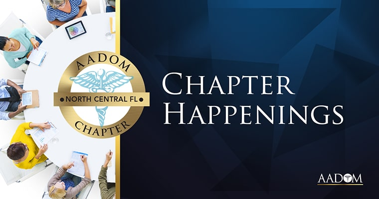 North Central & Northeast FL – A Tale of Two Chapters