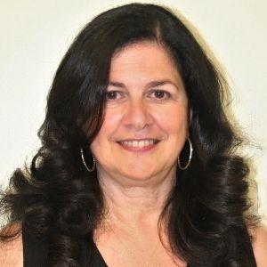 Rosanne Kassab-Perno in black top